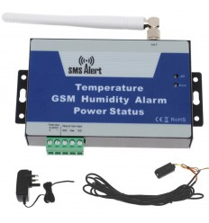 KP GSM Temperature Alarm Monitor with 5 metre Probe Extension