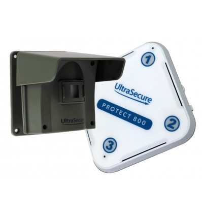 Protect-800 Long Range Wireless Driveway Alert Kit