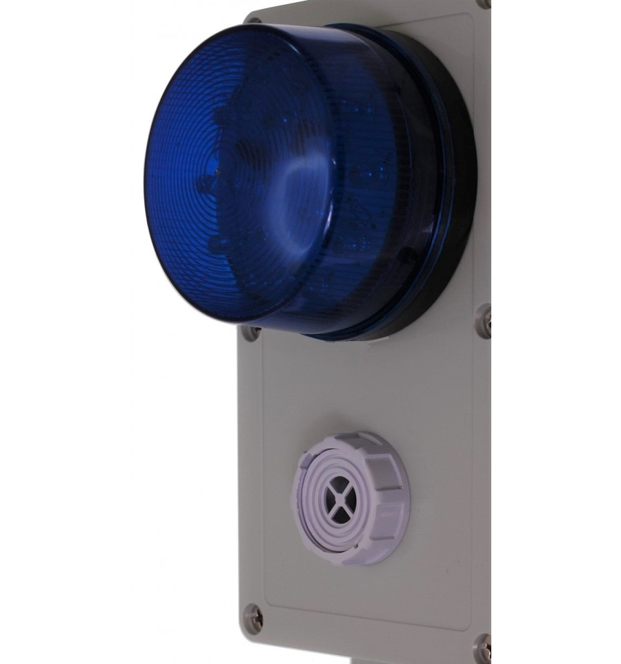 Mini Wired Flashing Light Strobe Siren For Wireless Alarm Safety System 115db furthermore Fire Security Integrated Control System as well 32520745134 in addition Audible Visual Alarm Device Sound Detector 60224831461 besides 360 Degree PIR Infrared Motion Sensor Alarm Ceiling Mount Detectors High Sensitive Occupancy Pir Sen. on siren alarm with strobe