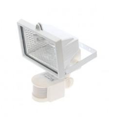 External White Halogen Security Light & PIR