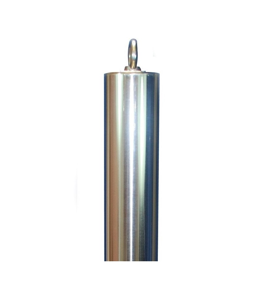 Stainless Steel Fold Down Parking Posts With Ground Spigot