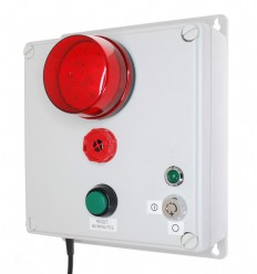 Example Wireless Panic & Staff Safety Alarm