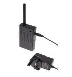 Wireless Signal Repeater for the Pager Alert