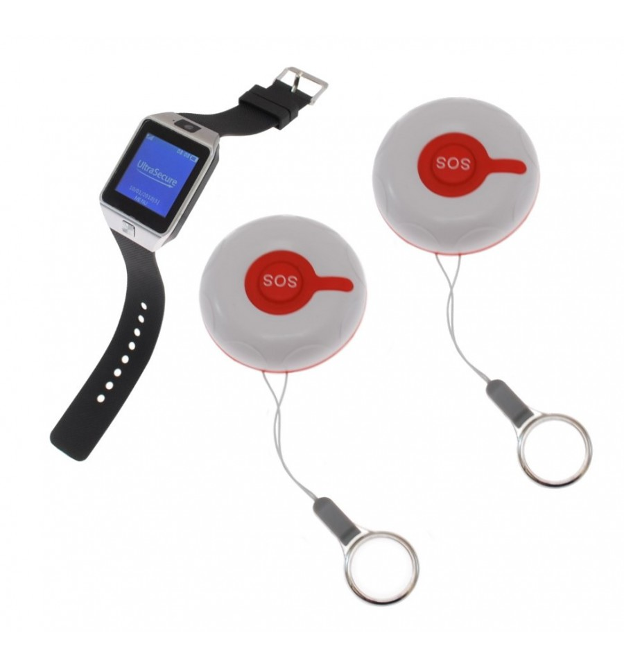 SOS Alert Watch System 2