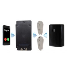 UltraDIAL Battery Covert 3G GSM Silent PIR Alarm