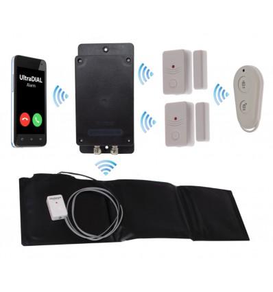 'The UltraDIAL' 3G GSM Silent Door & Floor Pressure Alarm