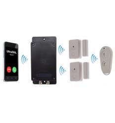 Covert Battery Silent 3G GSM UltraDIAL Door & Window Alarm
