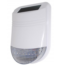 Wireless Solar Siren HY