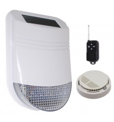 Wireless HY Smoke Alarm