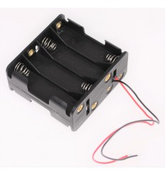 8 x AA Battery Holder