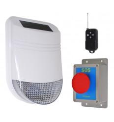 Wireless HY Yard SOS & Panic Alarm