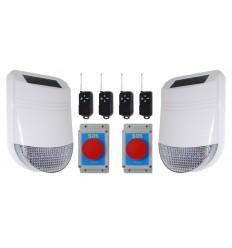 Wireless HY Yard SOS & Panic Alarm 3