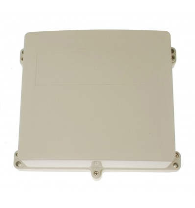 Large Weatherproof IP65 Plastic Enclosure with Lugs