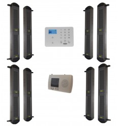 2B Comprehensive Wireless Perimeter Alarm GSM Alarm