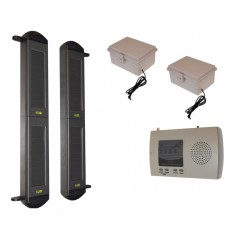 2B Solar Wireless Perimeter Alarm System with additional Power Packs