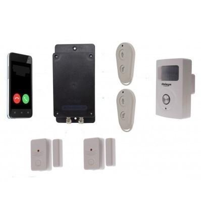 'The UltraDIAL' 3G GSM Door/Window & PIR Alarm