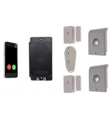 'The UltraDIAL' 3G GSM Door & Window Alarm