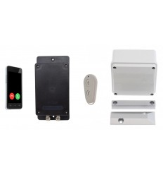 'The UltraDIAL' 3G GSM Silent Gate Alarm