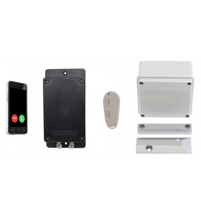 'The UltraDIAL' 3G GSM Silent Gate Alarm