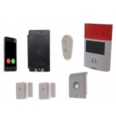 Battery Alarms Diy Self Fit Gsm Wireless Ultra