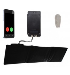 Remote Location UltraDIAL Battery 3G GSM Pressure Mat Alarm