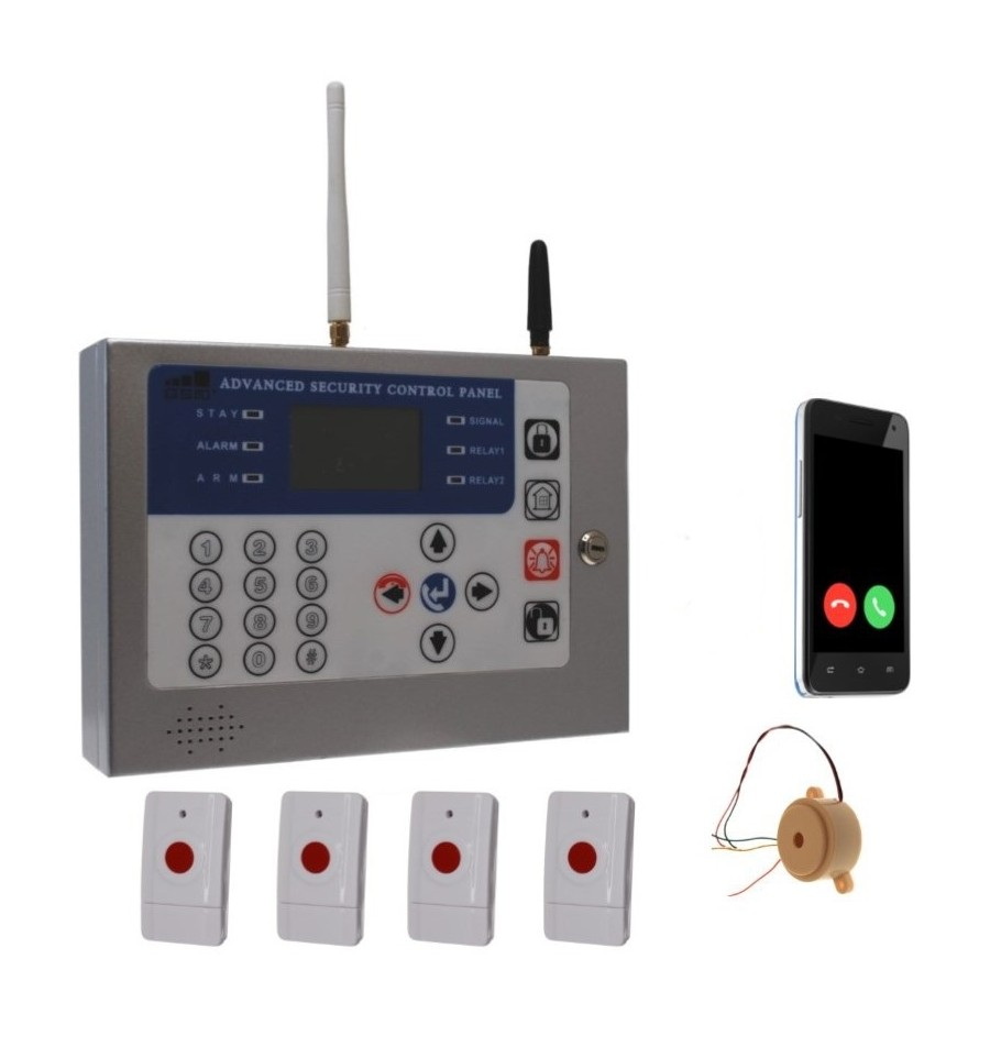 Staff Protection Amp Lone Worker Kp Gsm Alarm 100 Decibel 3