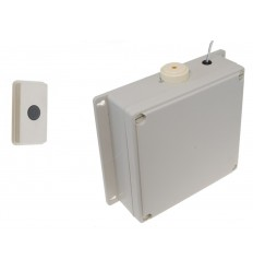 Time Lapse Safety Alarm with Wireless Push Button