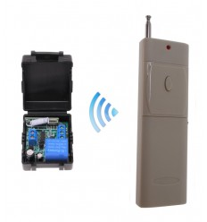 Wireless Relay KPW1 with Long Range Remote Control