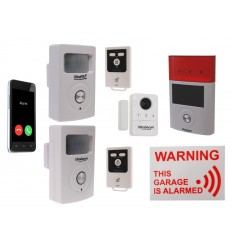 UltraPIR 3G GSM Garage Alarm Kit 2