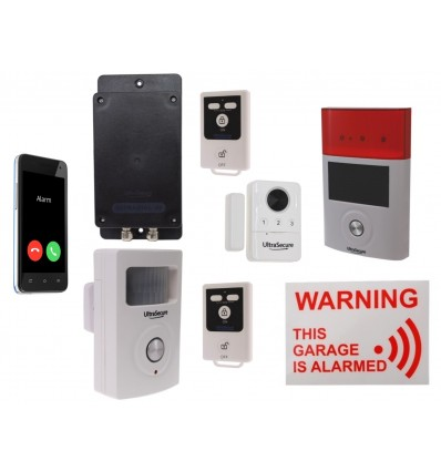 'The UltraDIAL' 3G GSM Garage Alarm Kit 2