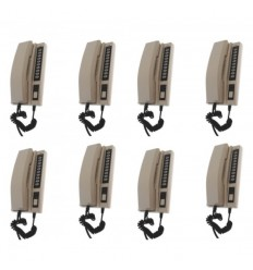 8-way Indoor Wireless 2019 Multi Room Intercom