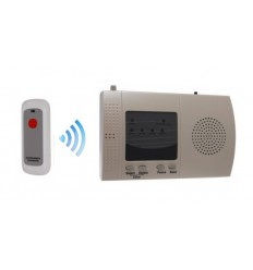 Long Range (900 metre) Wireless 'S' Alert System