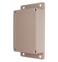 Small size Weatherproof IP65 Plastic Enclosure with Lugs