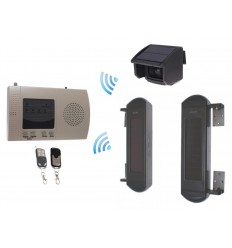 Wireless Outdoor Alarm System