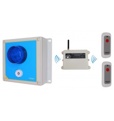 Extra Long Range 1800 metre Wireless Panic Alarm Kit