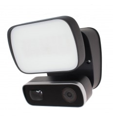 Wi-fi Floodlight Camera - 1080P Cameras - 1800 Lumens Light - Chime - Dog Bark & Recording