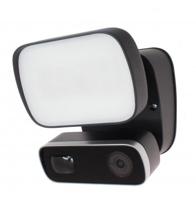 Wi-fi Floodlight Camera - 1080P Cameras - 1800 Lumens Light - Chime - Dog Bark & Recording