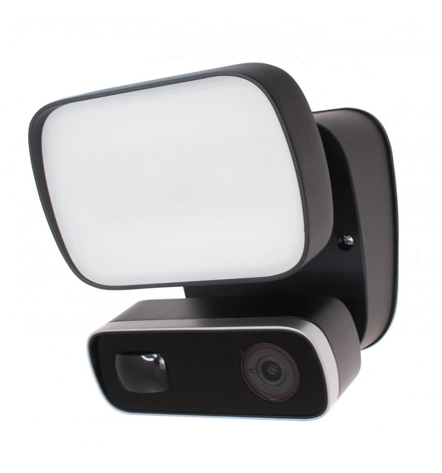 Wi Fi Floodlight Camera Home Security Light Amp Camera