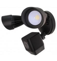 Wi-fi Floodlight Camera - 720P Cameras - 1600 Lumens Light - Chime - Dog Bark & Recording