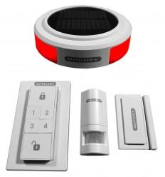 3G GSM Wireless Ultralarm Burglar Alarm