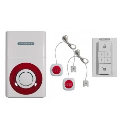 3G GSM Battery Ultralarm Double Water Alarm