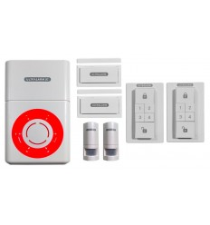 3G GSM Battery Ultralarm Double Kit
