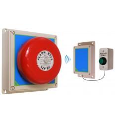 Protect 800 Long Range 800 metre Wireless Bell Kit