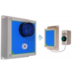 Long Range (800 metre) Wireless Siren System