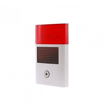 Solar Powered BT Wireless Alarm Siren
