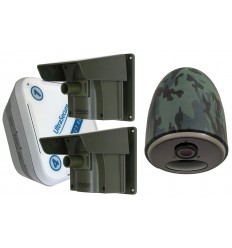 Protect 800 Driveway Alarm System with 2 x PIR's & 1 x 4G Battery Camera Kit
