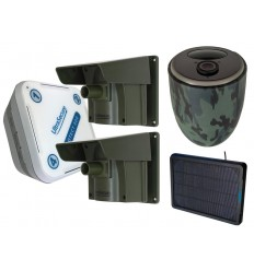 Protect-800 Long Range Wireless Driveway Alarm with 4G Battery Outdoor Solar Camera