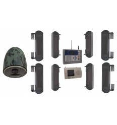 4G Battery Outdoor Camera
