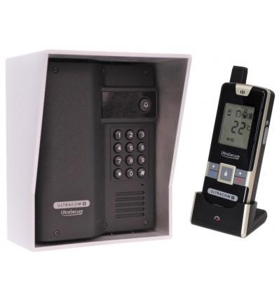 Wireless Long Range Gate Intercom with Keypad