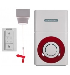3G GSM Battery Disabled Toilet Wireless Alarm (ultralarm)
